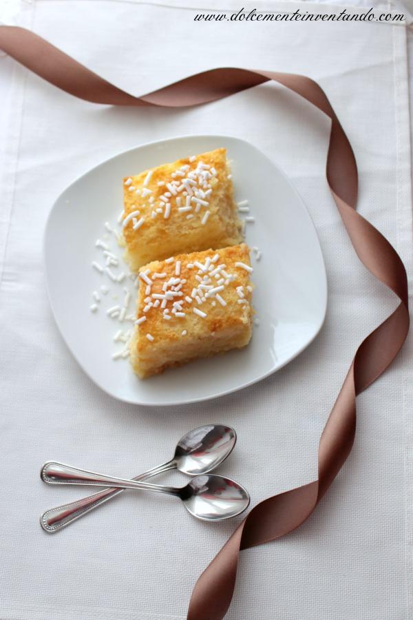 ravani, dolce albanese per il nostro lunedì etnico