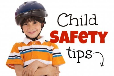 Child Safety Tips, Over The Apple Tree
