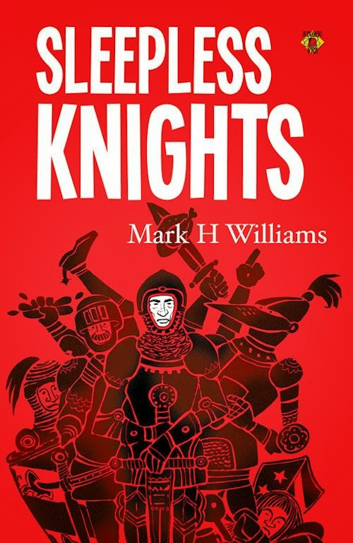 Interview with Mark H. Williams, author of Sleepless Knights - November 15, 2013
