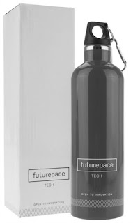 Stainless Steel Insulated Water Bottle #futurepacetech