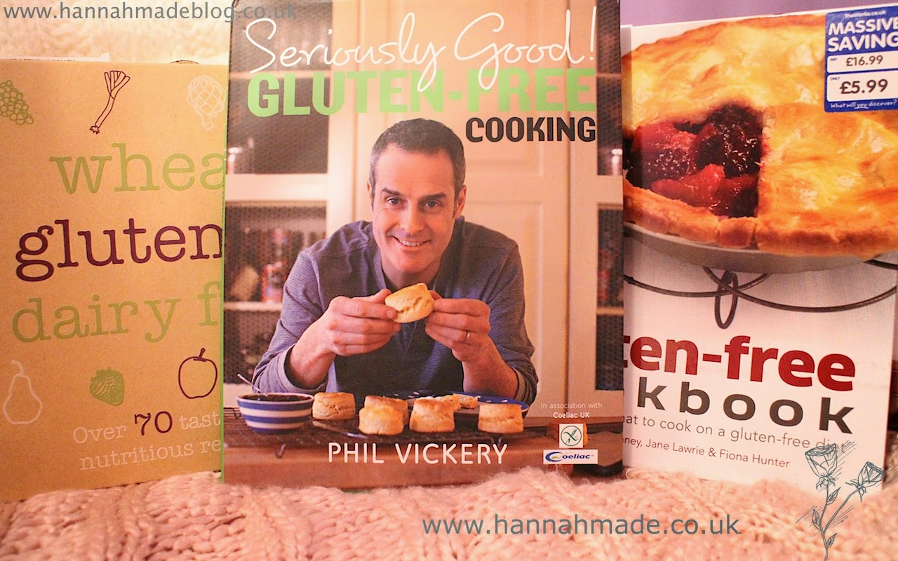 Hannah's Gluten Free : Seriously Good! Gluten-free Cooking ...