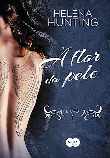 [Resenha] À flor da pele | Helena Hunting