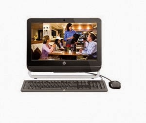 Buy HP 18-1315ix All-in-One Desktop at Rs.17999 only