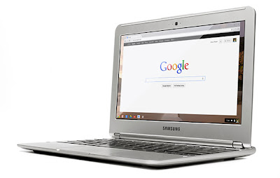 laptop con sistema chromebook