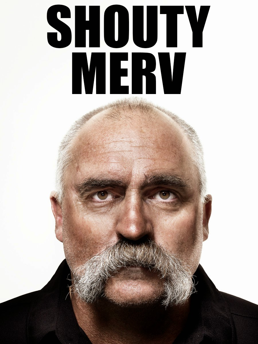 Shouty Merv
