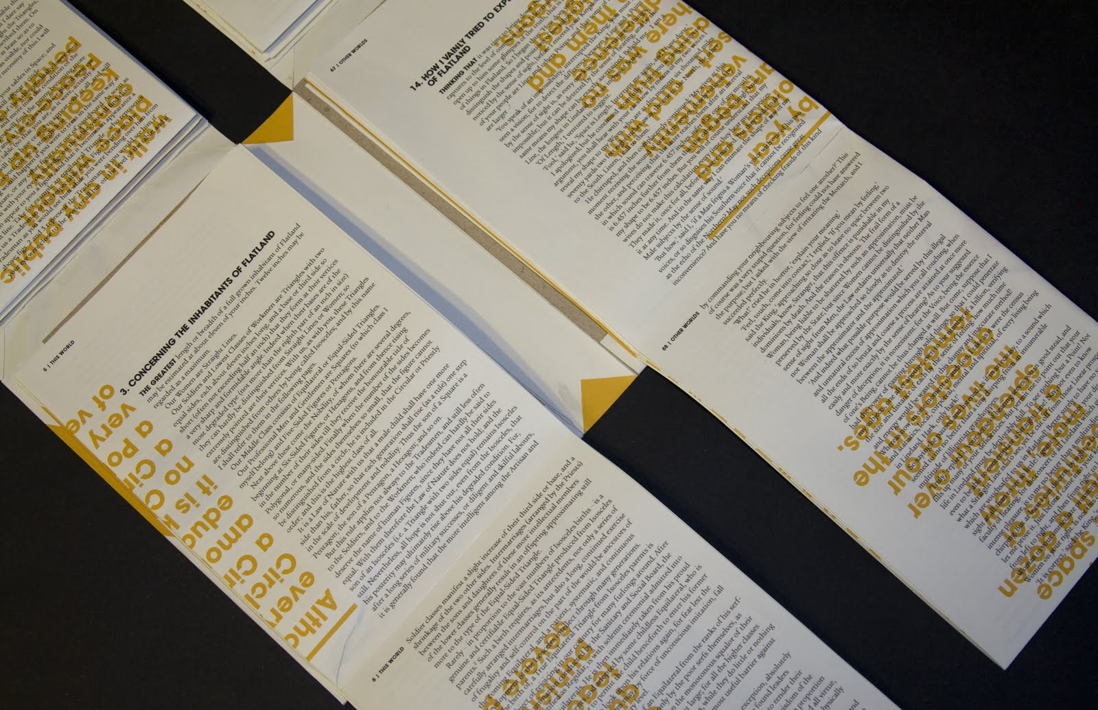 flatland paper My memories of flatland were aroused as i read a delightful recent paper by max  metlitski, charlie kane, and matthew fisher about magnetic.