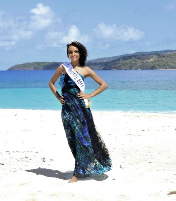 Miss Mayotte-Aisha Ahmed