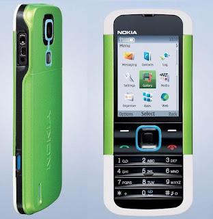 nokia 5000 new music phone