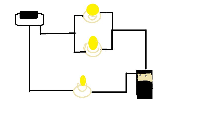 circuito electrico mixto  electr u00d3nica y circuitos circuito el u00c9ctrico  calam u00e9o circuito el u00e9ctrico
