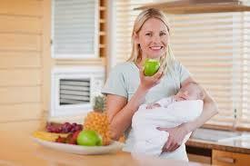 diet makanan sihat untuk ibu menyusu