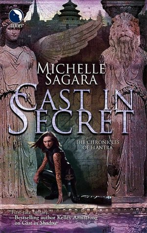 Michelle Sagara Cast in Secret