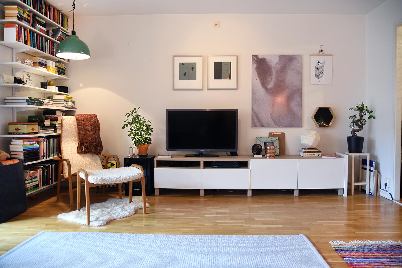 Johanna: hemmet, del 1: vardagsrummet