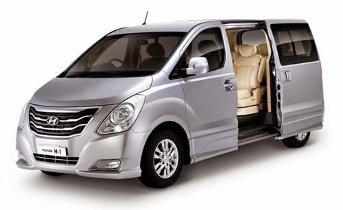 Harga Mobil Hyundai H1