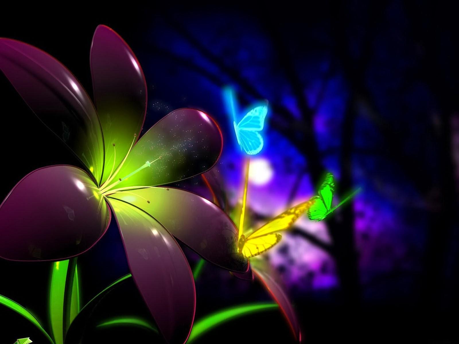 3d flowers wallpapers top wallpaper desktop for Best 3d wallpaper