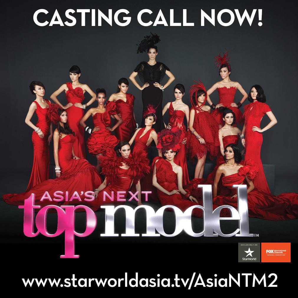 Asia Next Top Model