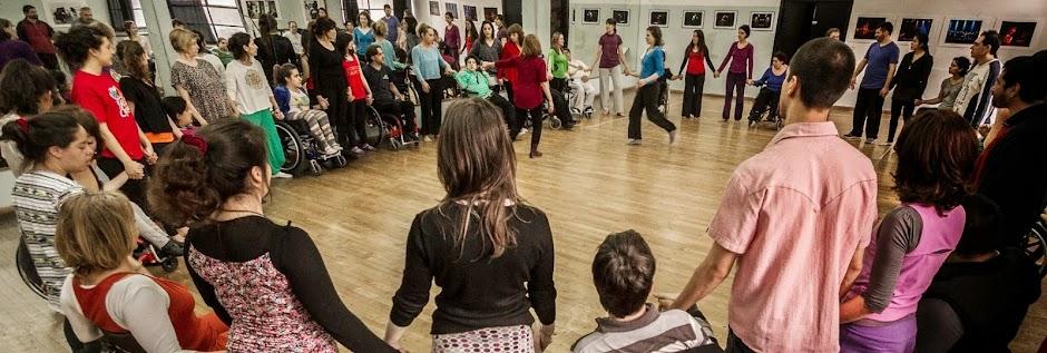 """Danza Integradora """"Todos Podemos Bailar"""" de Susana González Gonz"""