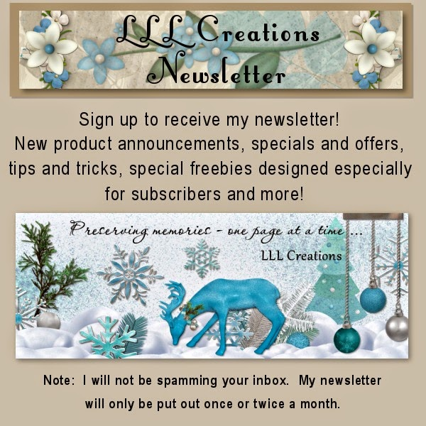 LLL Creations Newsletter