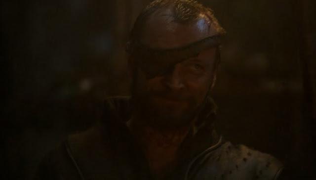 Beric Dondarrion, el señor del relámpago - Juego de Tronos en los siete reinos