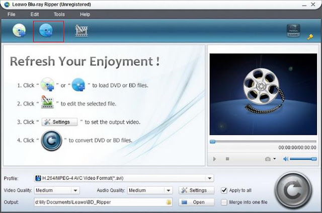 blu ray to mkv convert