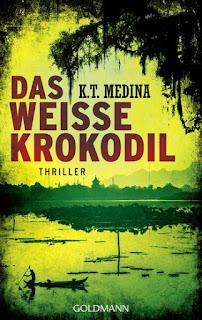 Das weisse Krokodil von K.T. Medina