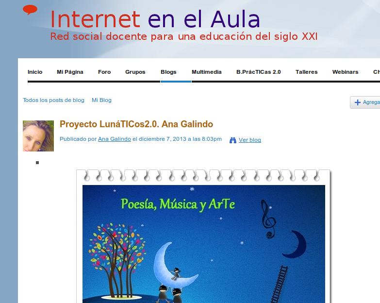 http://internetaula.ning.com/profiles/blogs/proyecto-lun-ticos2-0-ana-galindo