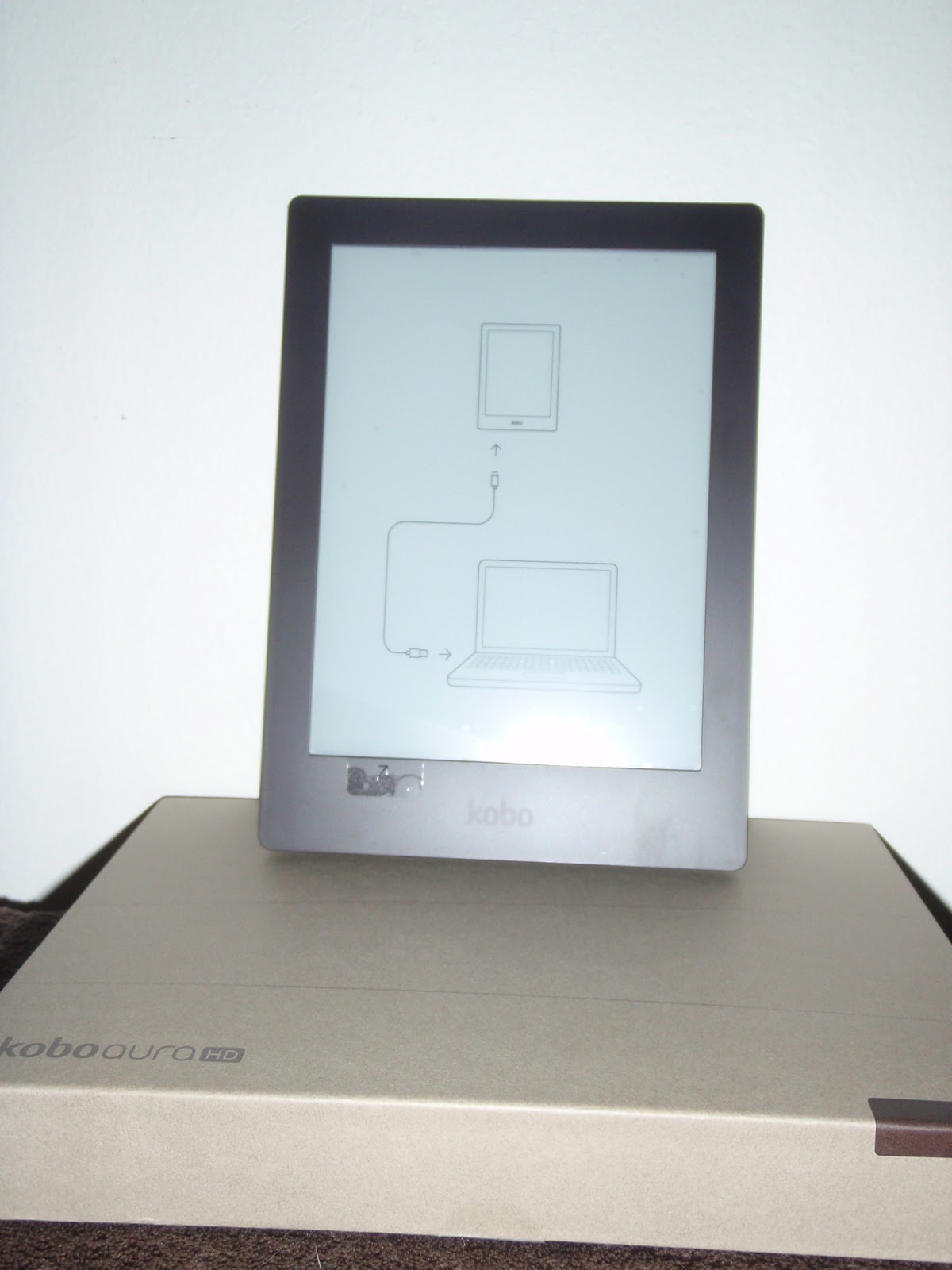 how to delete all read books from kobo aura