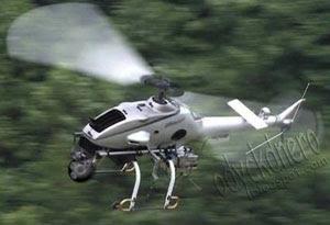 Pesawat Tanpa Awak Yamaha RMAX