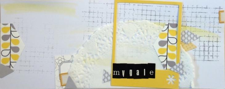 Le scrap de Mygale