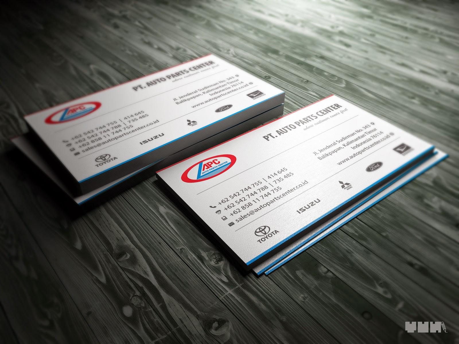 Yunita design auto parts center business card reheart Choice Image