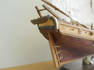 Le Renard 1812 artesania latina