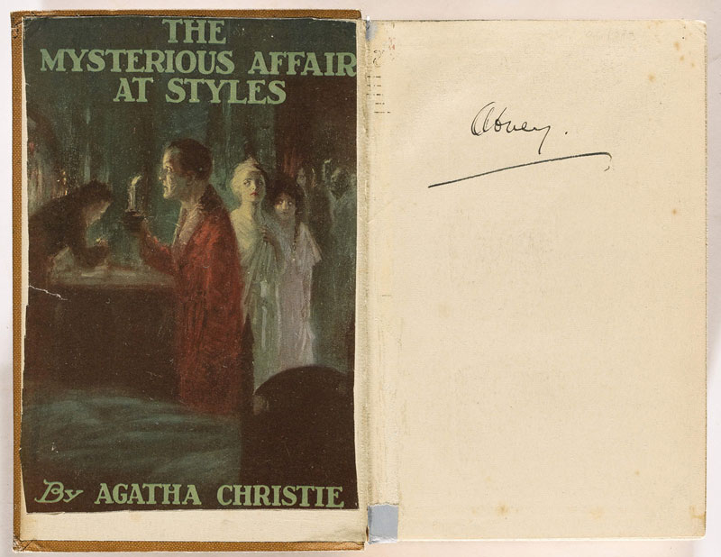 the mysterious affair at styles essay By agatha christie chapter 11 the case for the prosecution the trial of john cavendish for the murder of his stepmother took place two months later of the.