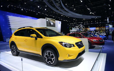 2017 Subaru Crosstrek prices