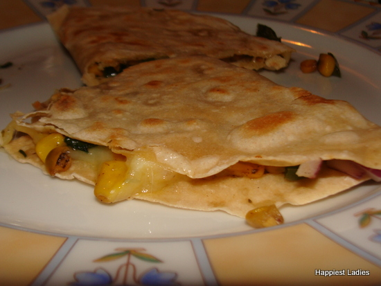 Quesadilla recipe homemade recipes