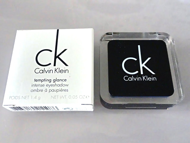 Calvin Klein Intense Eyeshadow in Olive Twist