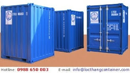 Container Sản Xuất Mới