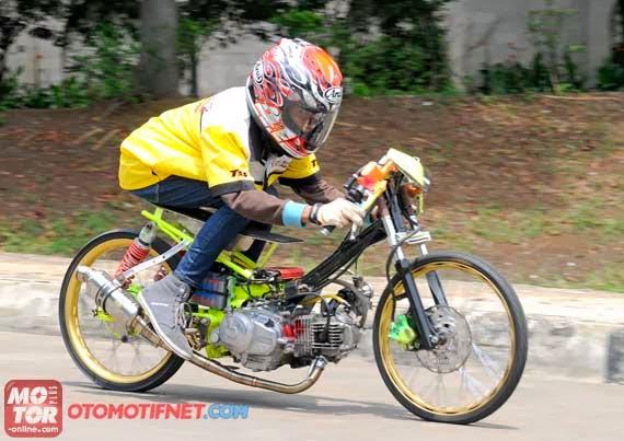 motor yang sering digunakkan drag bike - Hartanto mury