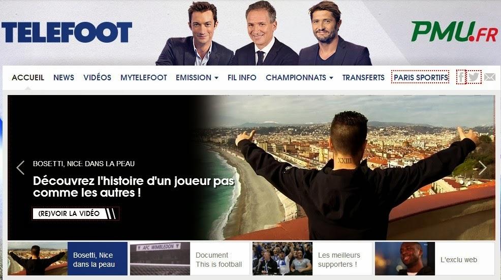 Comment regarder Téléfoot en dehors de la France