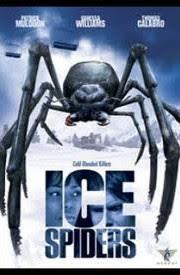 Ver Arañas devoradoras (Ice Spiders) (2007) Online