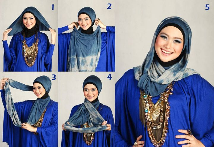 Download image Tutorial Hijab By Moshaict PC, Android, iPhone and iPad ...