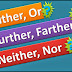 """How to use """"either or"""" and Neither Nor"""" in English? Grammar Part (2)"""