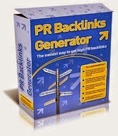 Pagerank Backlinks Generator