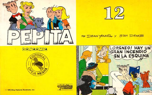 Pepita 01-12 Ed. Oveja Negra
