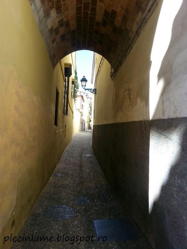 Strada in Albaicin