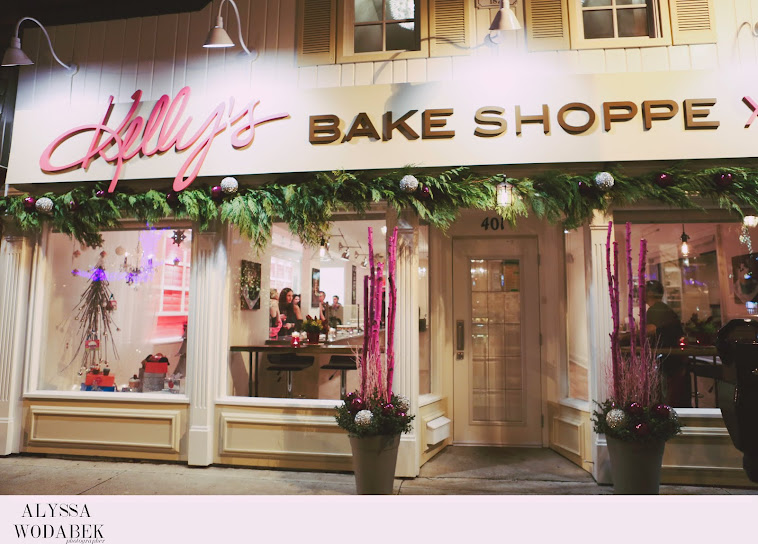 Kelly&#39;s Bake Shoppe