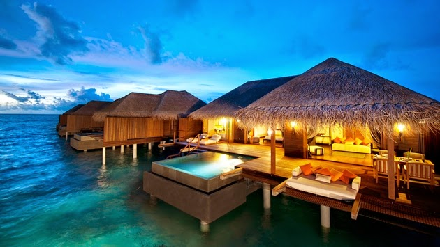 What Are the Maldives' Most Luxurious Hotels Doing to Stand Out