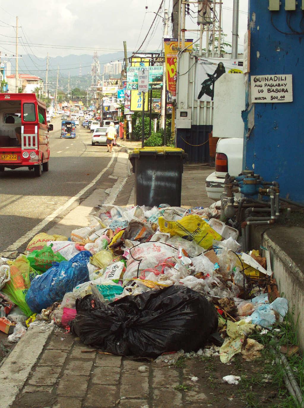 Problema ng basura