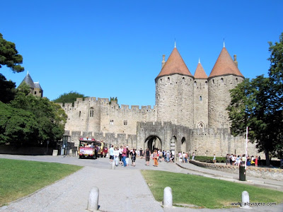 Ciudadela Medieval Carcassonne