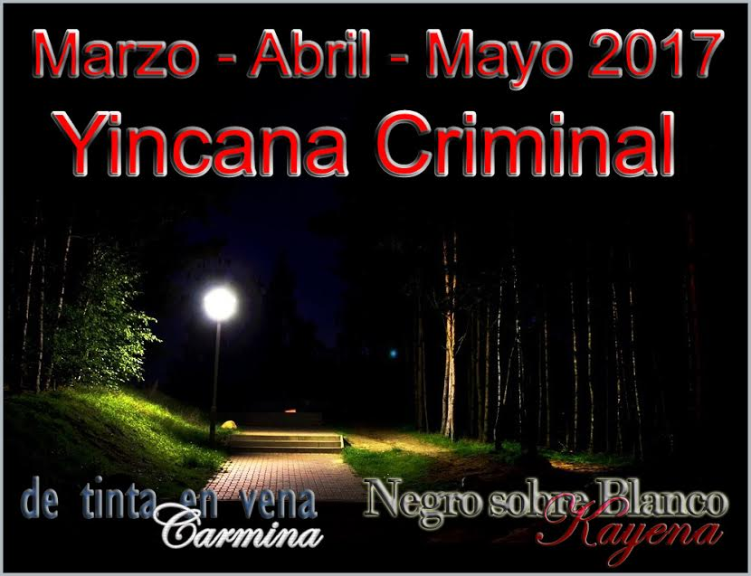 Yincana Criminal 2017