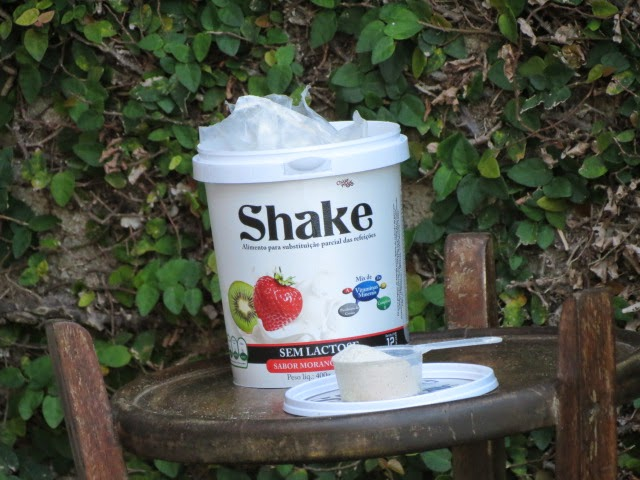 Shake Morango e kiwi