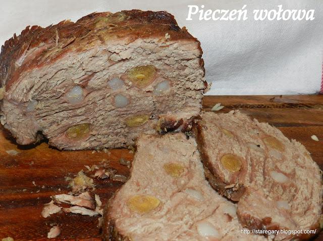 Pieczeń wołowa